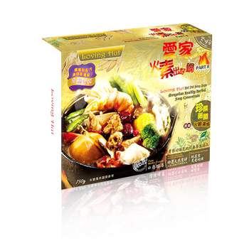 [Loving Hut Hot Pot]   Loving Hut Hot Pot   Loving Hut Hot Pot Soup Base- Herbal Richness Soup Concentrate