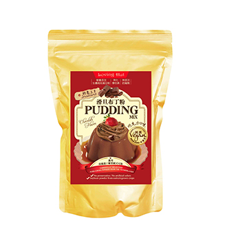 [DIY Desserts]   DIY Desserts   Pudding Mix-Chocolate Flavor [500g(17.6oz) / 1kg(35.3oz) ]