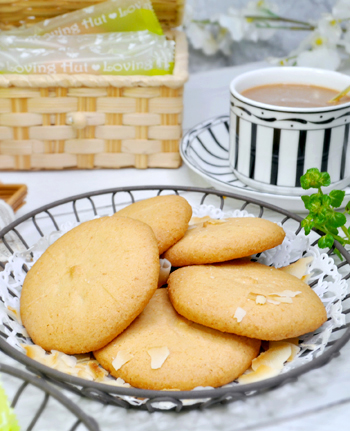[]      Coconut Cookie 170g