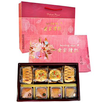 [Gift Box]   Gift Box   TRADITIONAL CANTONESE-STYLE MOONCAKE